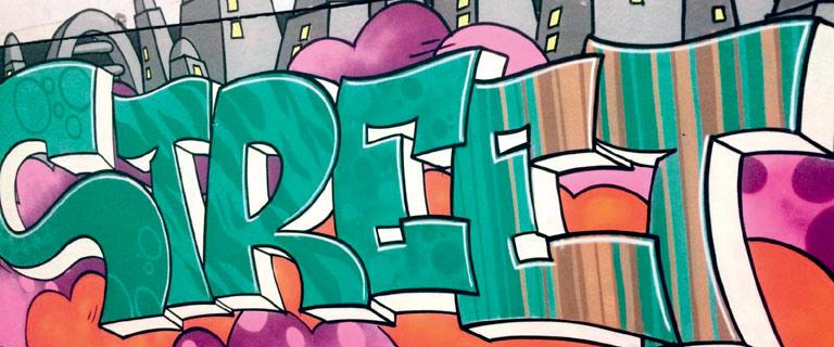 Graffiti für Kids
