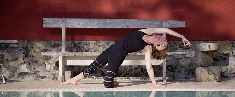 Yin-Vinyasa Yoga